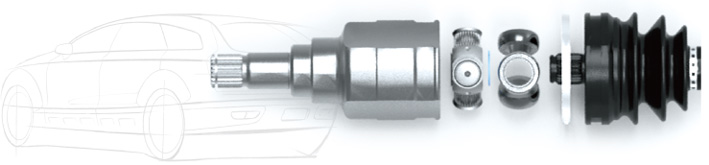 Online Automotive OLACV310N C.V Joint